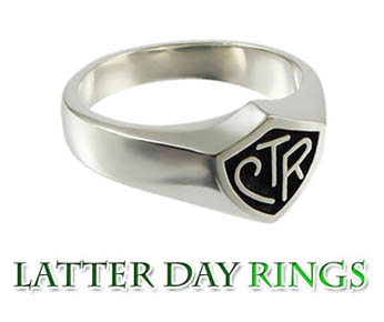 Latter Day Rings - CTR Rings