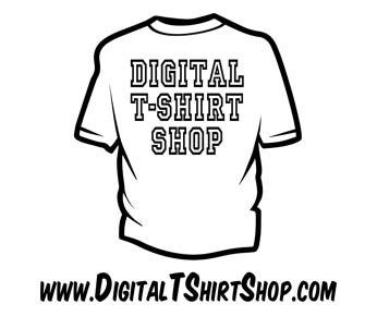 Digital T-Shirt Shop